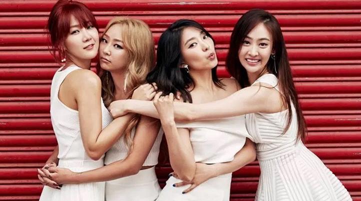 sistar korea girlband