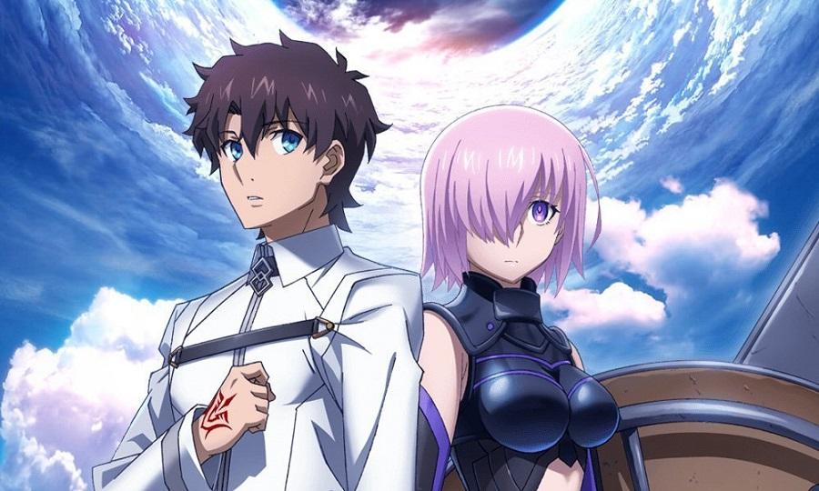 fate grand order mash anime