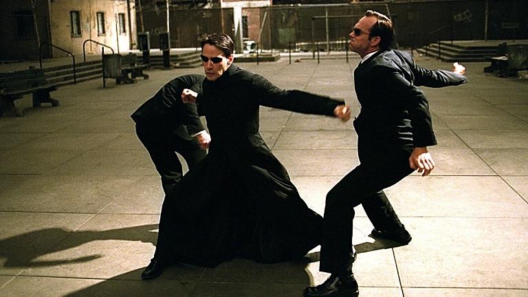 matrix film keanu reeves