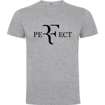 Camiseta para hombre perfect en color gris