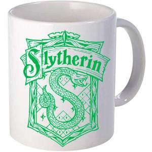 Taza de Cerámica personalizada Slytherin