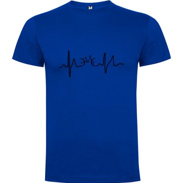 Camiseta para hombre Ciclismo Cardio n color Azul Royal