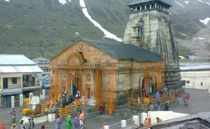 Image result for kedarnath temple