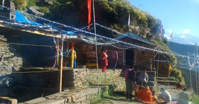 Opening Date of Rudranath Temple 2016