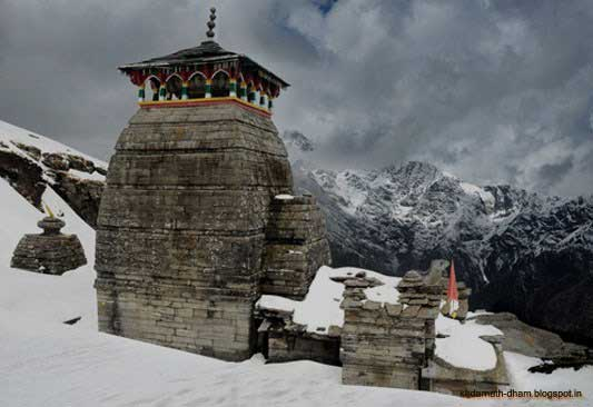 Tungnath Temple Opening Date 2016
