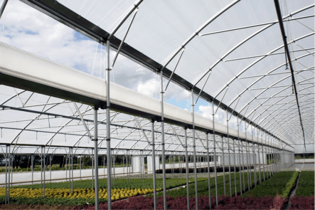 The Ventilation System Within Any Greenhouse Plays A Vital Role In Plant Health And Crop Production As Standard All Of Our Keder Greenhouse Commercial
