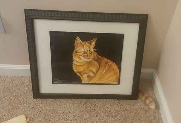 kedi tablosu