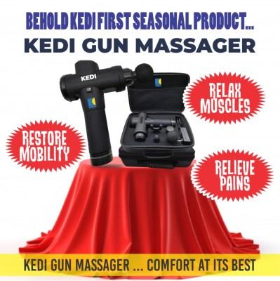Gun massager