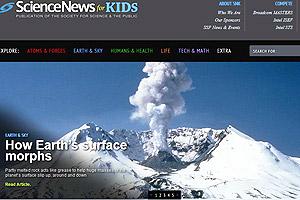 ScienceNewsforKids