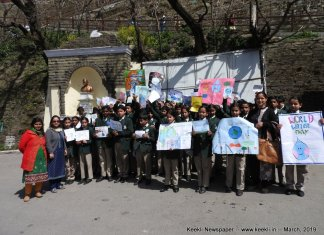 World Water Day - St Thomas School