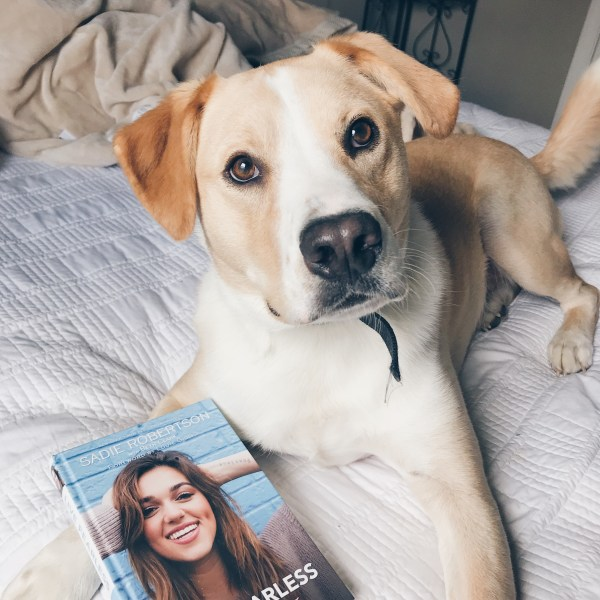 Nash Book Pick Sadie Robertson Live Fearless