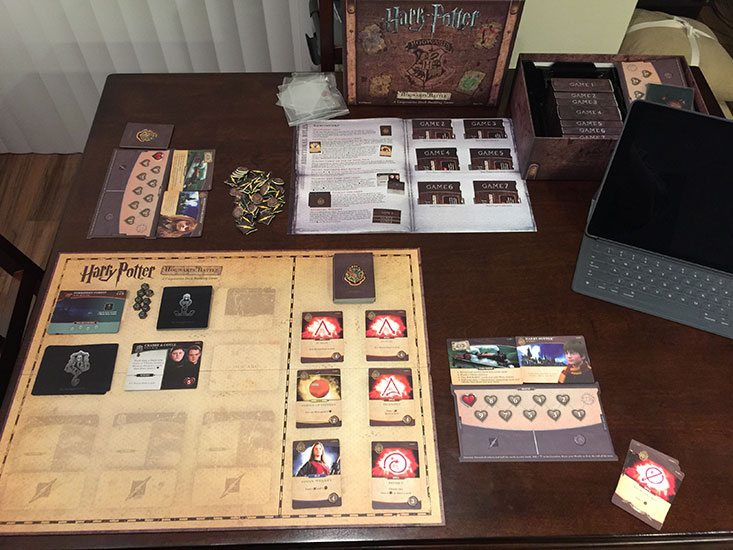 Harry Potter Hogwarts Battle Review Keen And Graevs