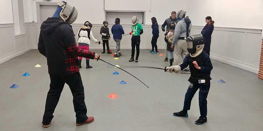 fencing on the easter residential
