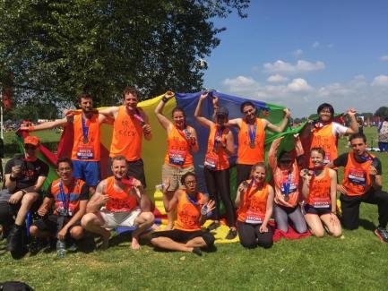 Team KEEN London 2019