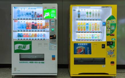 industrial 4g router provide network connection for vending machine