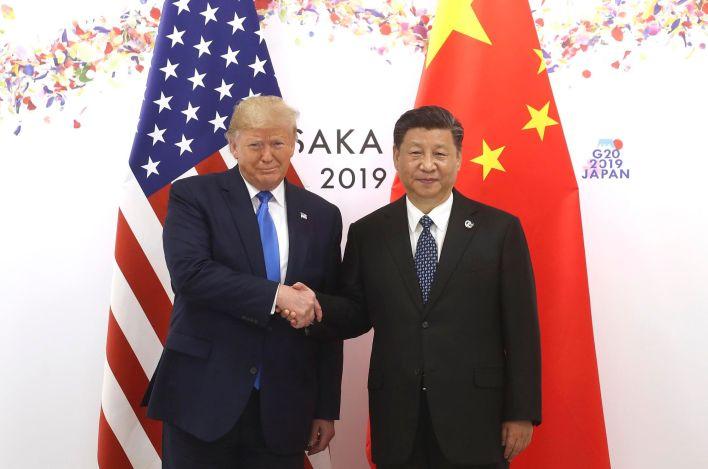 Trung Quốc và Hoa Kỳ gặp gỡ