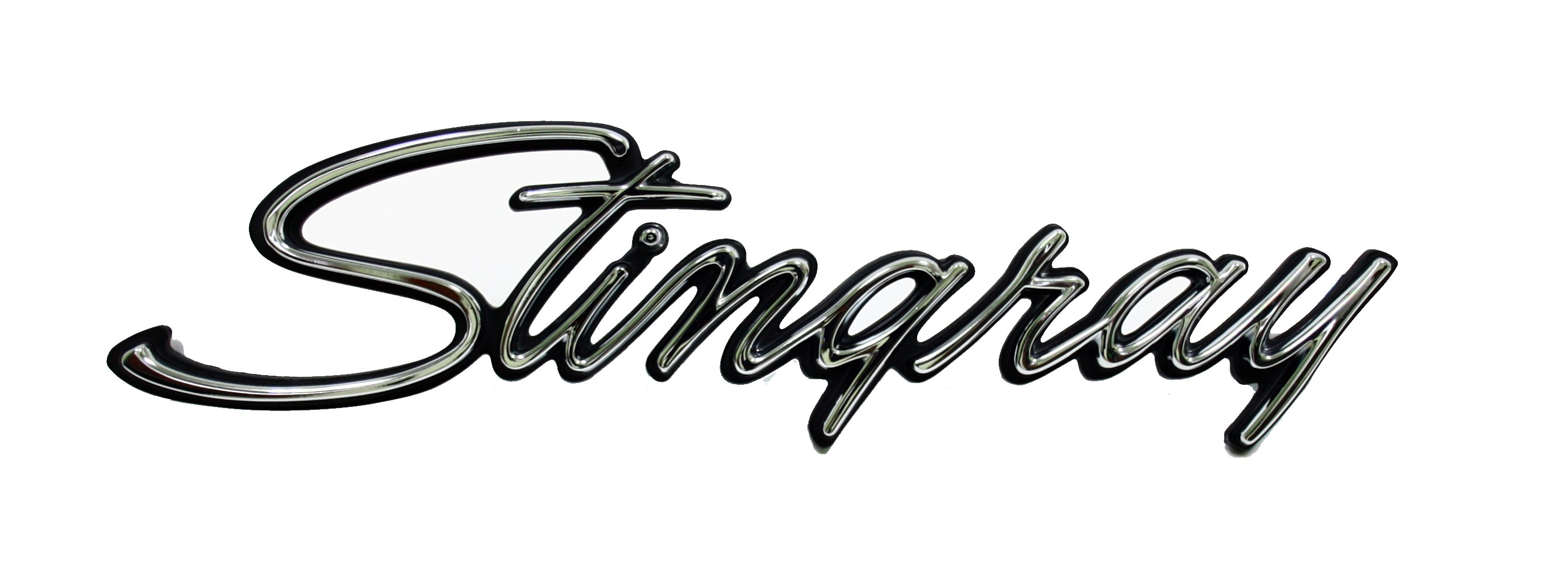 Corvette Side Emblem Stingray