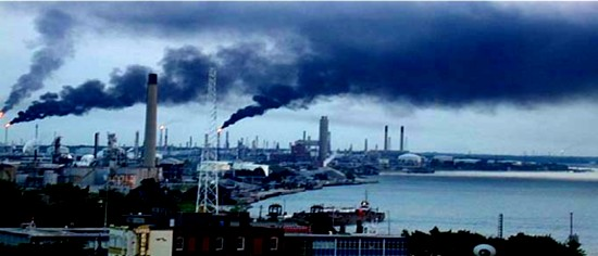 Image result for air pollution