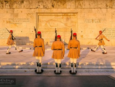 Changing of the Guards – Parliament of Greece 7