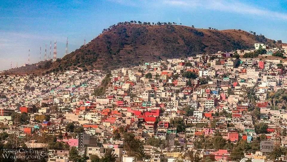 Riding Mexicable Mexico City