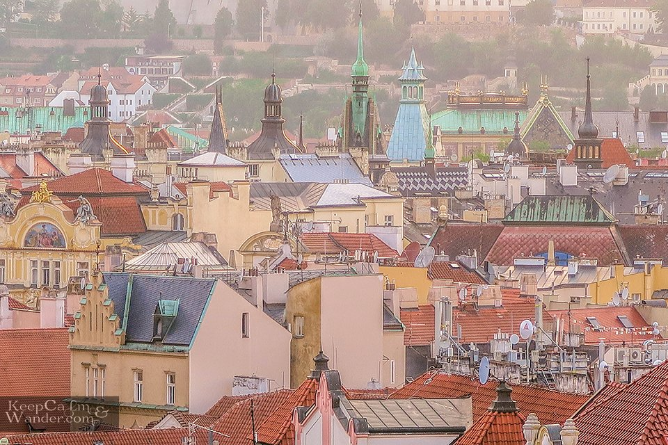 Prague City of Spires Travel Europe