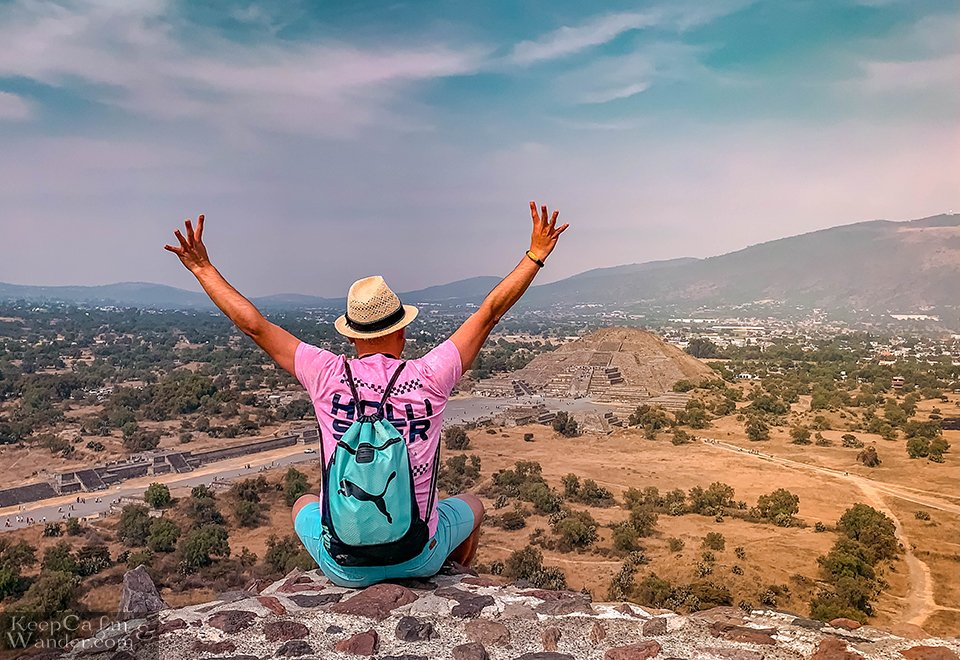 Things to do at Teotihuacan Pyramids Mexico City
