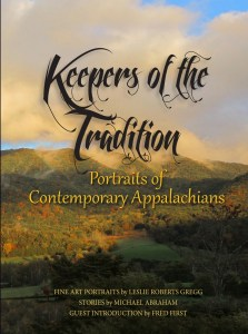Keepers of the Tradition, Portraits of Contemporary Appalachians, Book Cover
