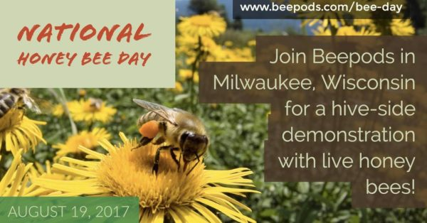 national honey bee awareness day
