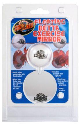 Floating Betta Exercise Mirror