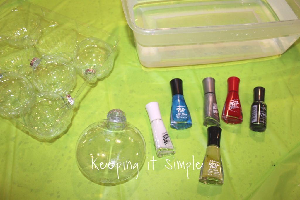 I Added The Nail Polish To Container One Color At A Time Did Find First You Put In Won T Show Up As Much Last