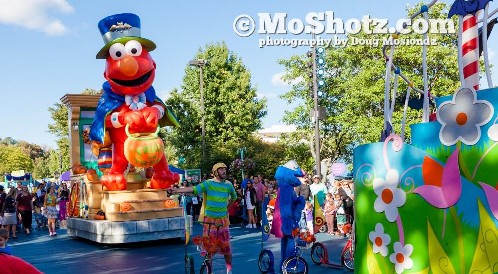 Sesame Place - photo by MoShotz