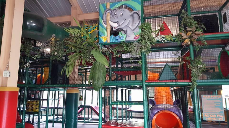 jungle wonder family fun center