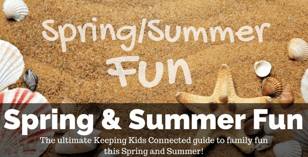 Spring Summer Fun Guide slide