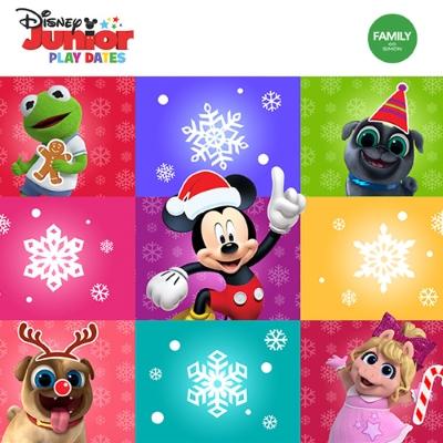 Disney Junior Holiday Fun at the Montgomery Mall – Keeping