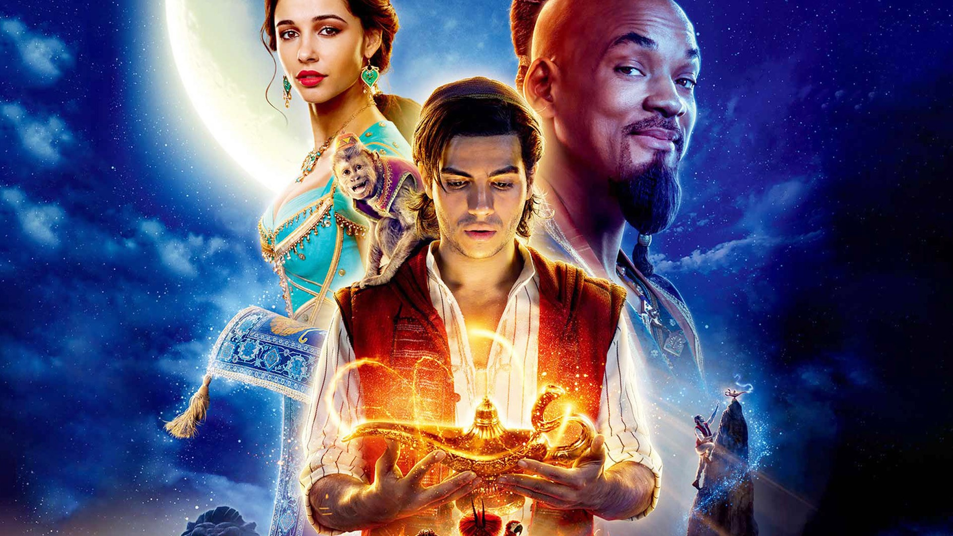 Drive-In Movie: Aladdin – Keeping Kids Connected