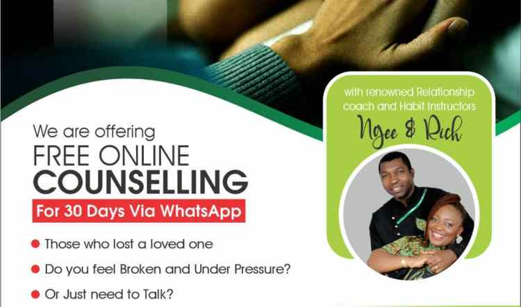 Fee Online Counselling