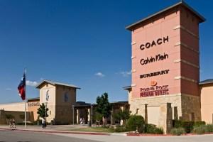 Round Rock Premium Outlets - Round Rock, TX