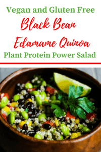Black Bean Quinoa Salad