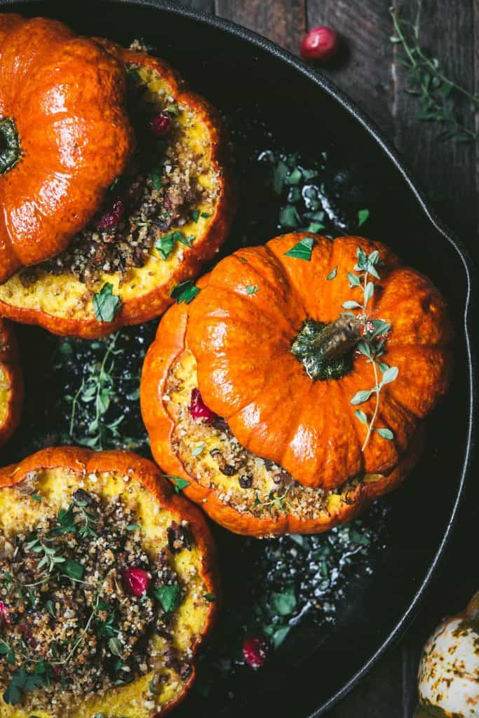 vegan halloween recipes pumpkins