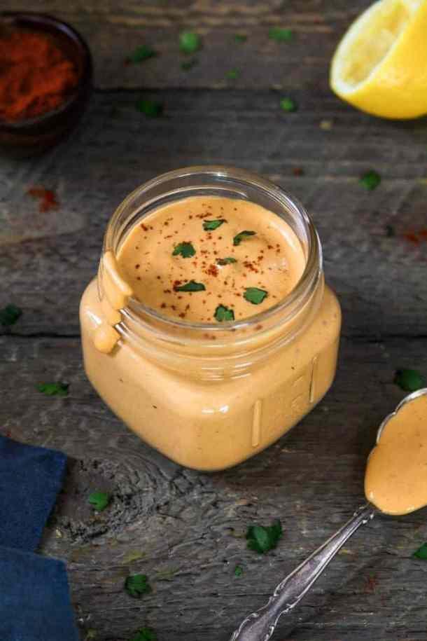 gluten free sauce chipotle