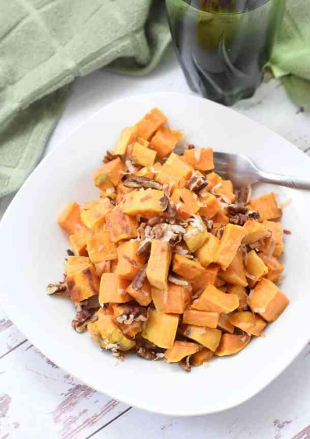 vegan sweet potatoes