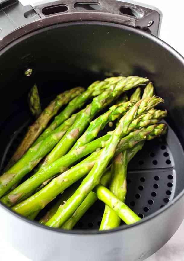 asparagus in air fryer
