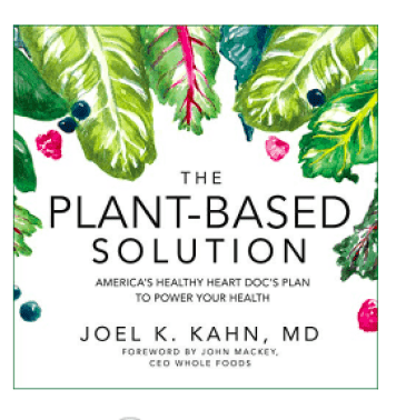 the plant based solution book cover