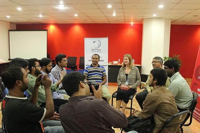 4. Attend meetups