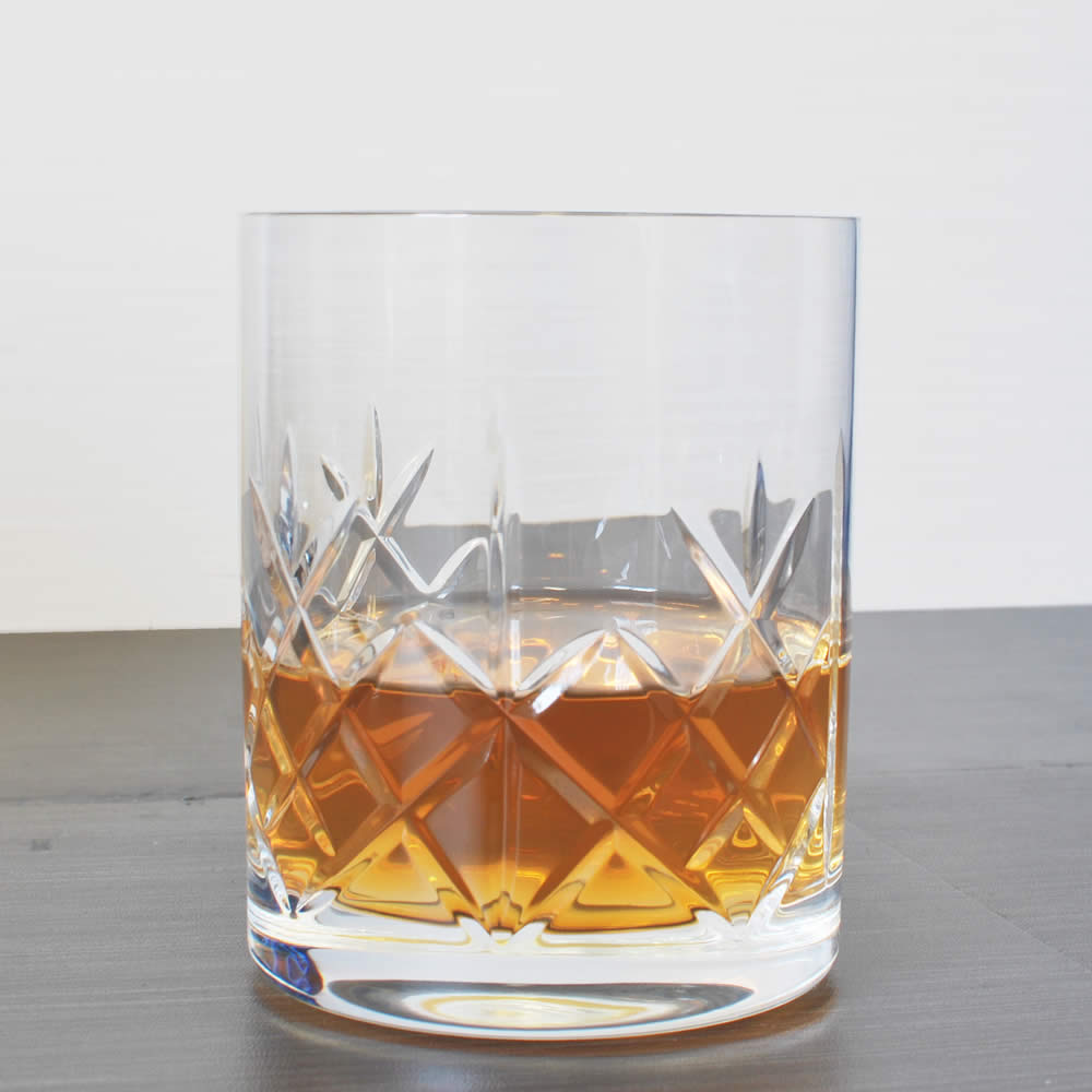 Engraved Whisky Glass Engrave Any Message Or Logo On A