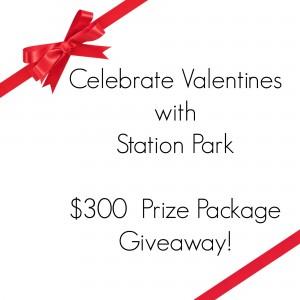 Station Park Valentines Giveaway