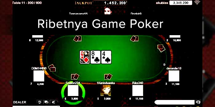 Ribetnya Game Poker