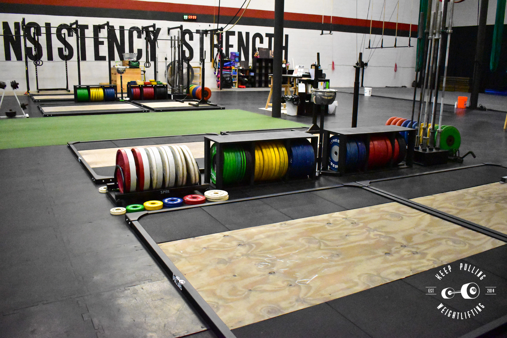 Summer Weightlifting Training Camp | Olympic Weightlifting