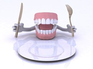 cartoon-dentures