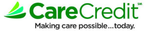 CareCredit making care possible today banner